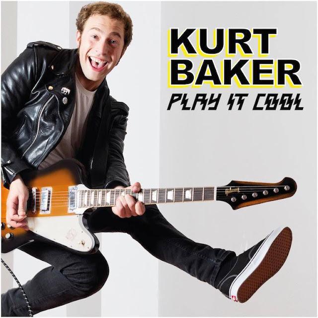 KURT BAKER - Play it cool (2015)