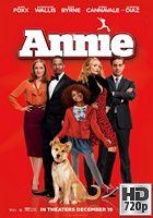 Annie (2014) BRrip 720p Latino-Ingles