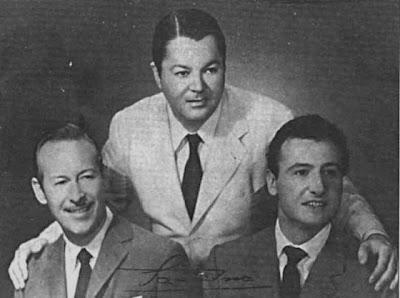 Roberto Goyeneche, Anibal Troilo y Ángel Cárdenas