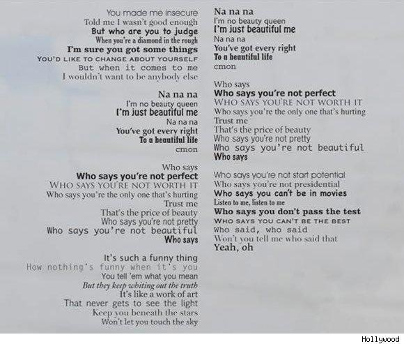 http://4.bp.blogspot.com/-ozYSg5TOLoM/TpMsAl3HHiI/AAAAAAAAAq0/KSrbujD6s1c/s1600/lyrics_to_who_says_selena_gomez+2.jpg