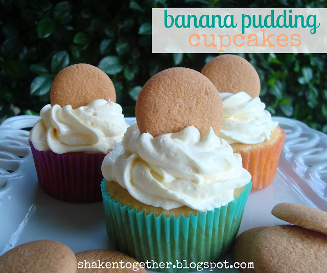 banana+pudding+cupcakes+BLOG Five Yummy Summer Recipes from YOU!