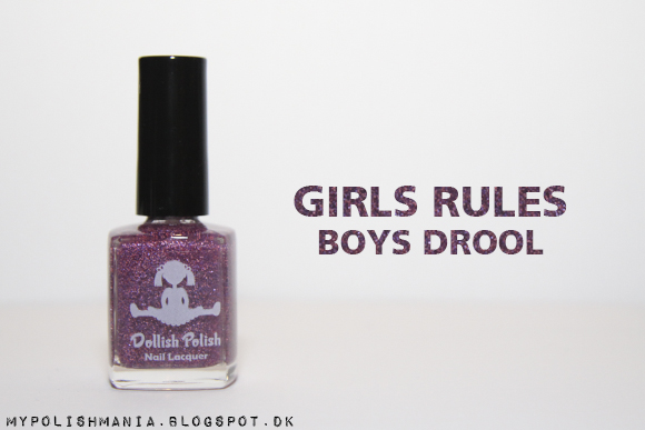 Dollish Polish Girls Rules Boys Drool