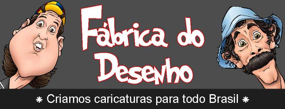 Caricatura - FÁBRICA DO DESENHO BLOG