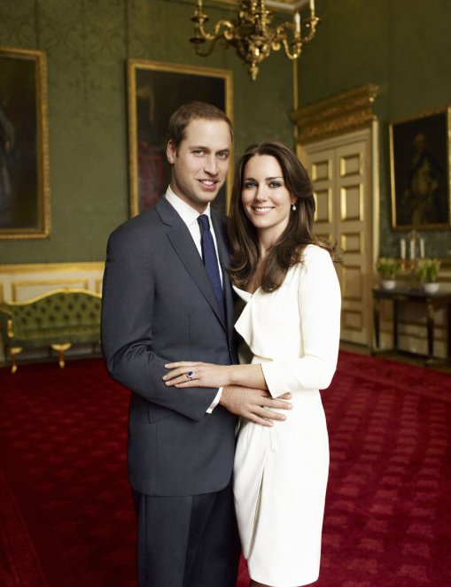 kate and william engagement ring. prince william engagement pics