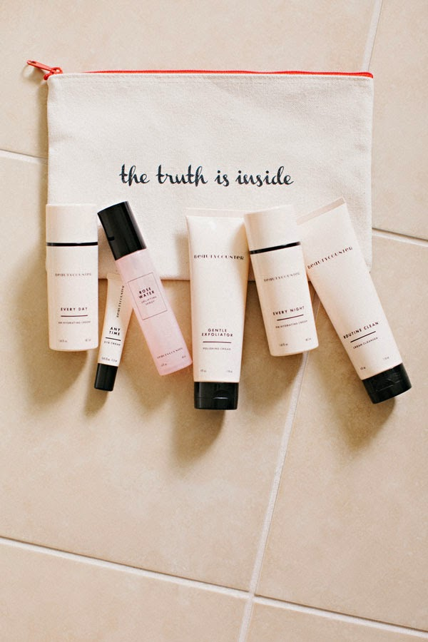 Beauty counter Essential Face Collection