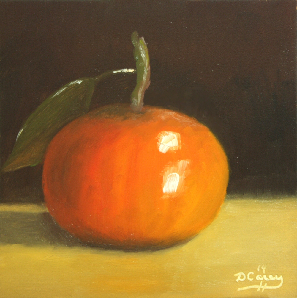 140824 - Kitchen Painting - Tangerine 007a 6x6 oil on gessobord - Dave Casey - TheDailyPainter.jpg