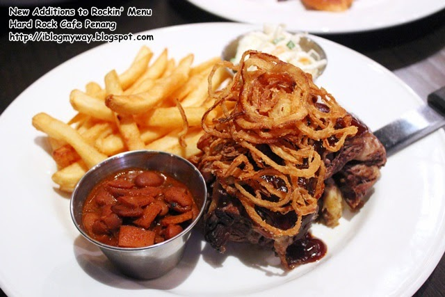 New Additions to Rockin' Menu, Hard Rock Cafe Penang