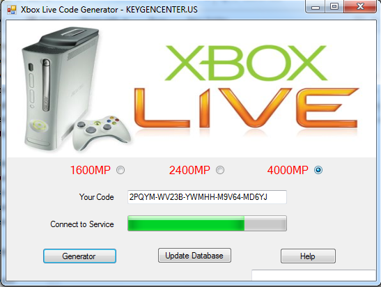 xbox live gold subscription trial generator free download