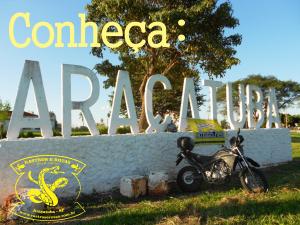 Projeto: Conheça Araçatuba