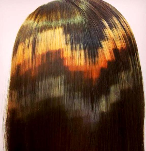 Trend Warna Rambut 2015