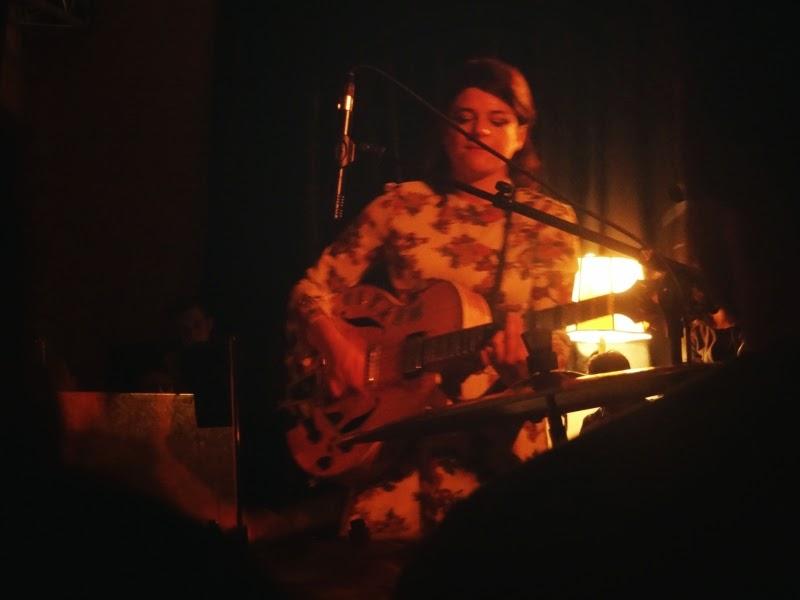 20.03.2015 Dortmund - Schauspielhaus: Gemma Ray