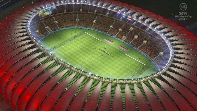 2014 FIFA World Cup Game will not be available on Sony PS4 or XBOX One