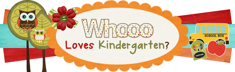 Whooo Loves Kindergarten?