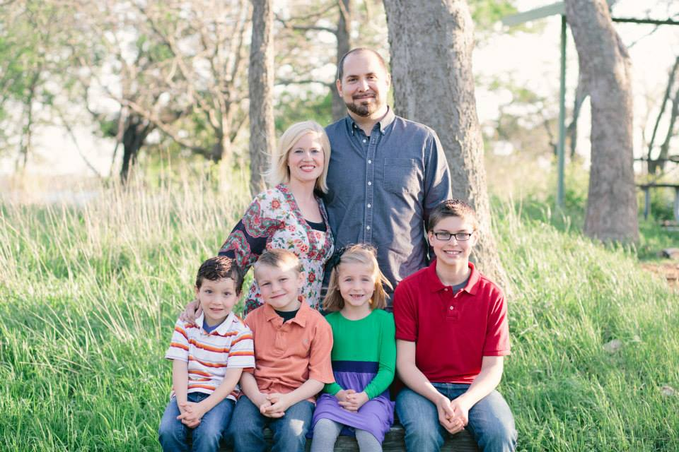 Davis Family 2014