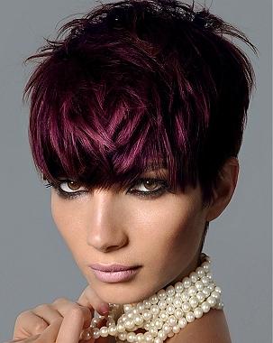 scene hairstyles 2013