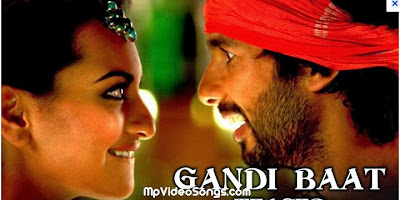 Gandi Baat (R...Rajkumar) HD Mp4 Video Song Download