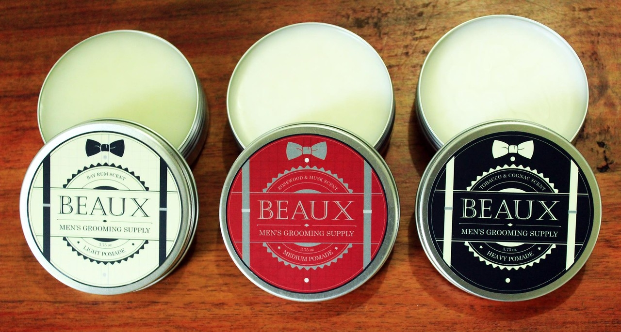 Beaux Medium Pomade Toar Ampamp Roby And Tnr Heavy Duty Free Sisir Original Mens Grooming Supply Home Made Product