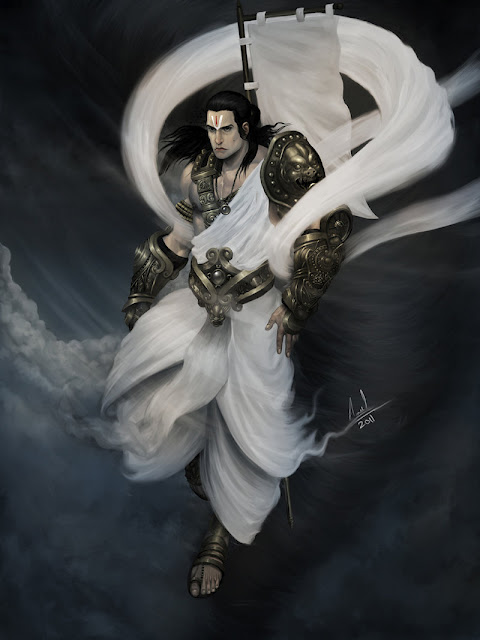 Vayu Dev - the god of wind