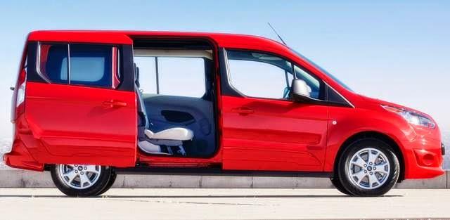 2014 Ford Transit Connect Cargo Van XL LWB 4dr