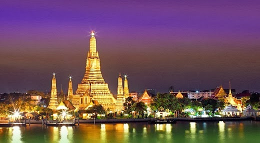 10 destinations Family Travel for 2014  Thailand