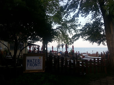 Waterfront Cafe Chicago Illinois
