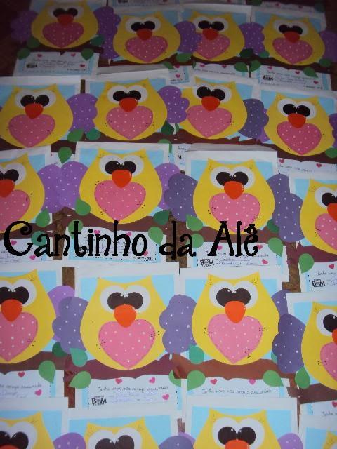 Capas de envelopes
