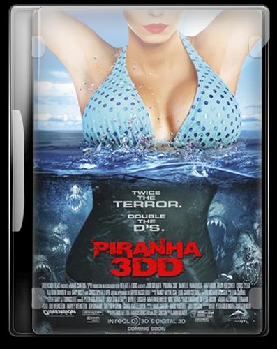 p3ddd Piranha 3DD (2012) [DvdRip][Subtitulada][1 Link]