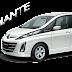Harga dan Spesifikasi Mobil Mazda Biante