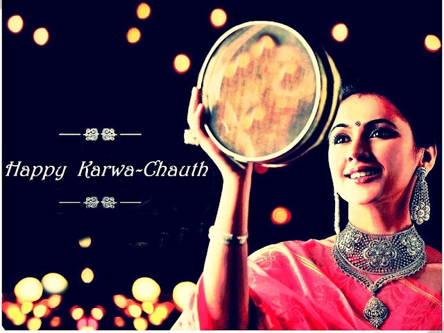 Karwa-Chauth Murhut - Puja Muhurat and Chandrodaya time on Karwa Chauth 2015 HD Wallpaper