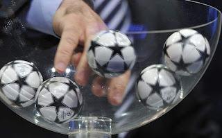 Hasil Drawing Dan Jadwal 4 Besar Semifinal Liga Champions 2013