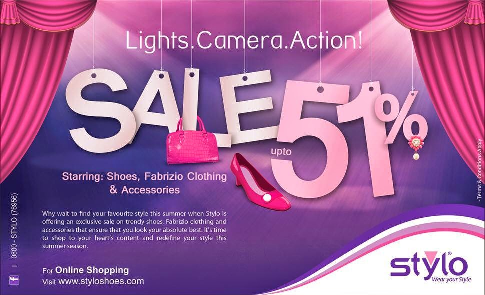 Stylo Shoes | SALE upto 51% Starring: Shoes, Febrizio Clothing & Accessories Pakistan