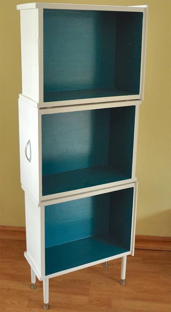 estante de gaveta, gaveta reciclada, puff de gaveta velha, gaveta velha, old drawer, drawer, reciclagem, upcycling