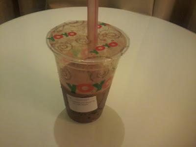 Cafe Yoyo Bubbles Tea Kota Kinabalu