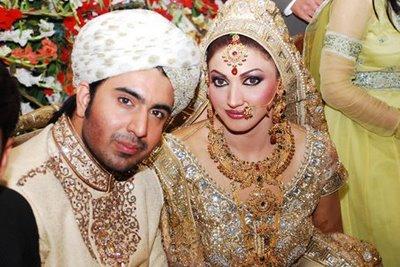 filmstar sanas wedding pictures dulha amp dulhan