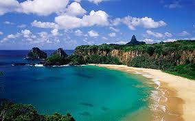 Praia do Sancho La mejor Playa de Brasil