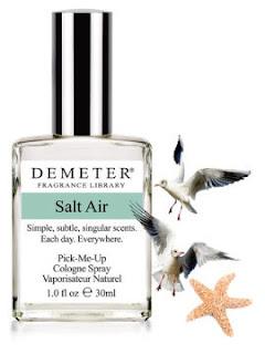 Demeter, Demeter Fragrance Library, Demeter Fragrance Library Salt Air, Demeter Fragrance Library fragrance, Demeter Fragrance Library perfume, Demeter Fragrance Library Pick-Me-Up Cologne Spray, perfume, cologne, fragrance