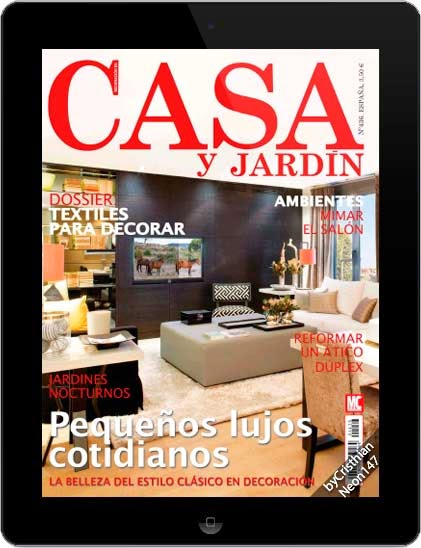 Revista casa y jard n julio 2014 espa ol peque os for Casa y jardin revista pdf