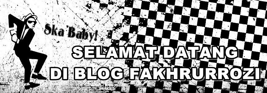 Blogger Fakhrurrozii
