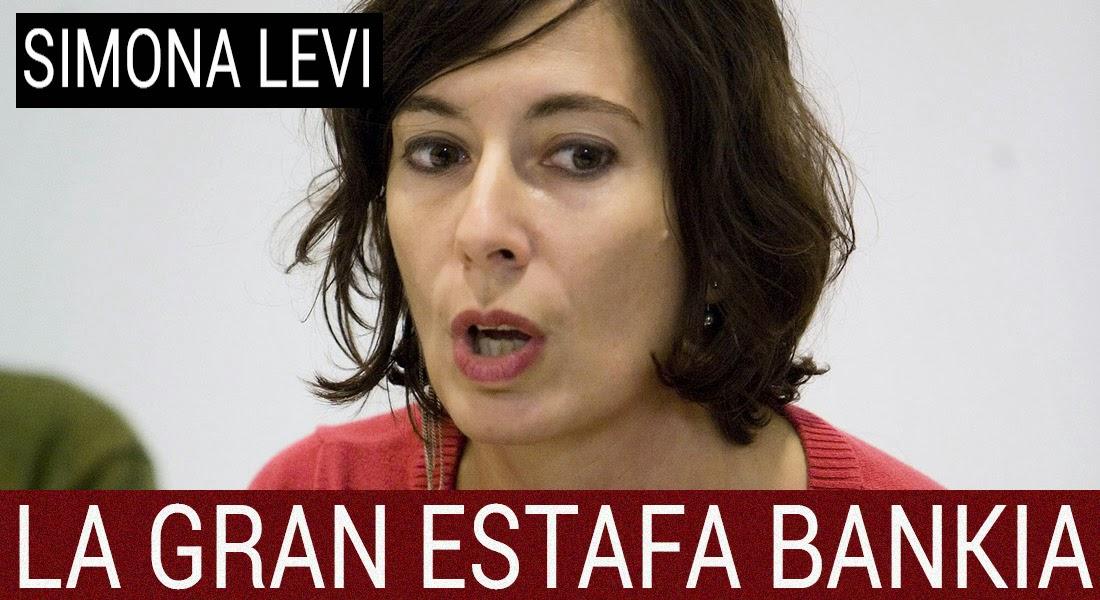 Simona Levi explica la trama mafiosa de Bankia
