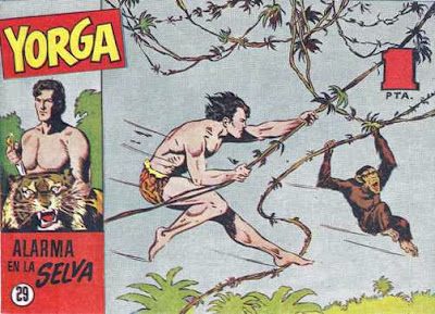 Yorga Nº 29-Hispano Americana de Ediciones