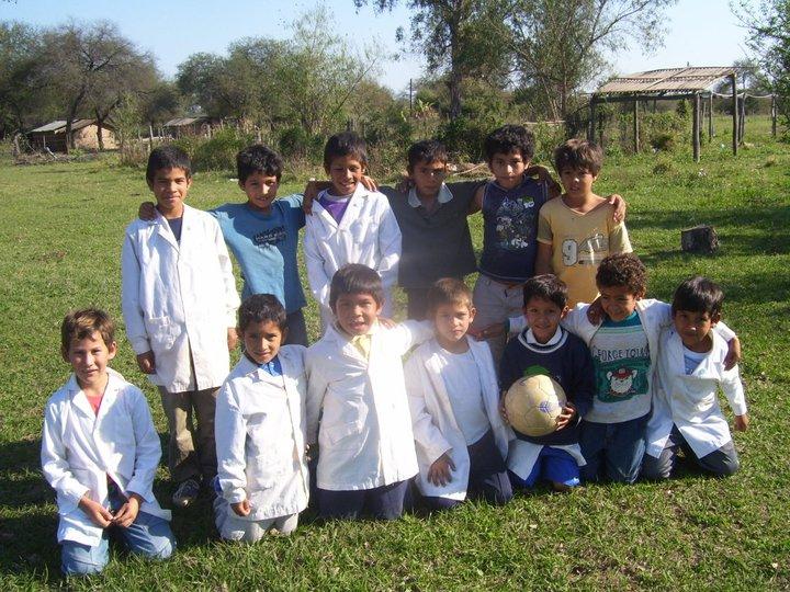 Escuelas rurales de formosa esc 287 jardin de infantes for Jardin de infantes