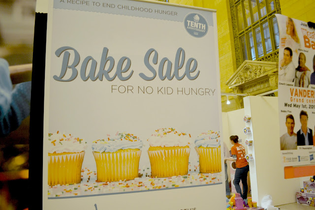Mommy Testers No Kid Hungry Bake Sale #WorldsLargestBakeSale #cbias
