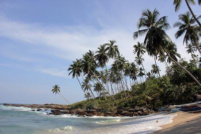 Goyambokka Beach, Tangalla, Sri Lanka