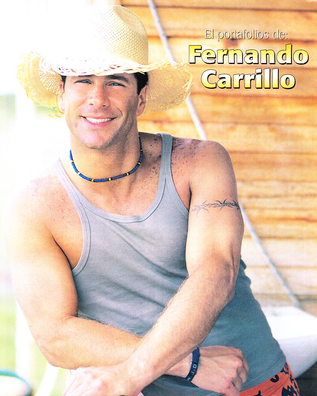 Fernando Carrillo Hot