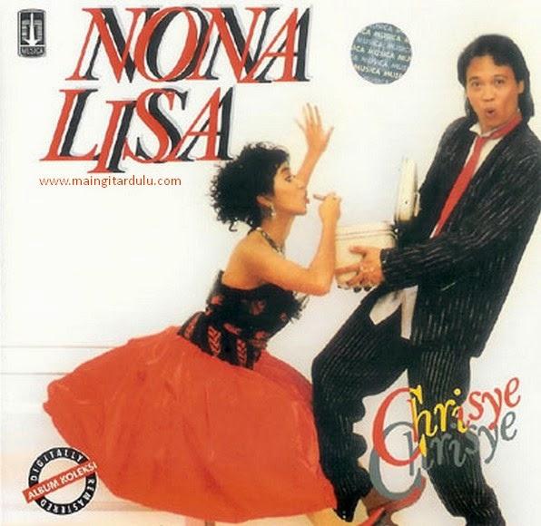 Album Nona Lisa 1986