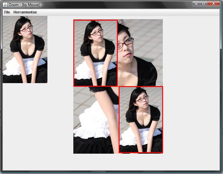 Escalado de imagenes