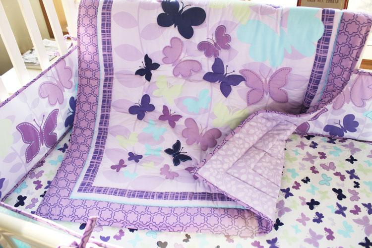 Baby Cot Bedding Set Murah