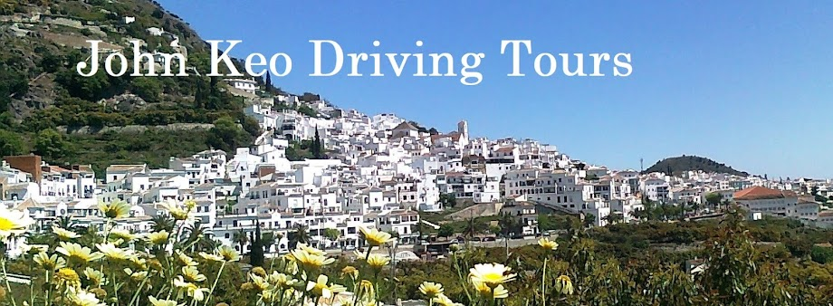 PERSONAL GUIDED MINIBUS TOURS IN ANDALUSIA
