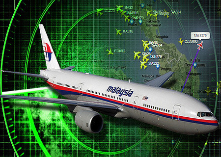 Pegawai Bank ROMPAK Wang Penumpang MH370