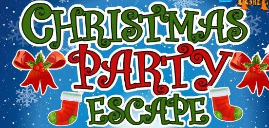 Christmas Party Escape Walkthrough | putas-y-zorras